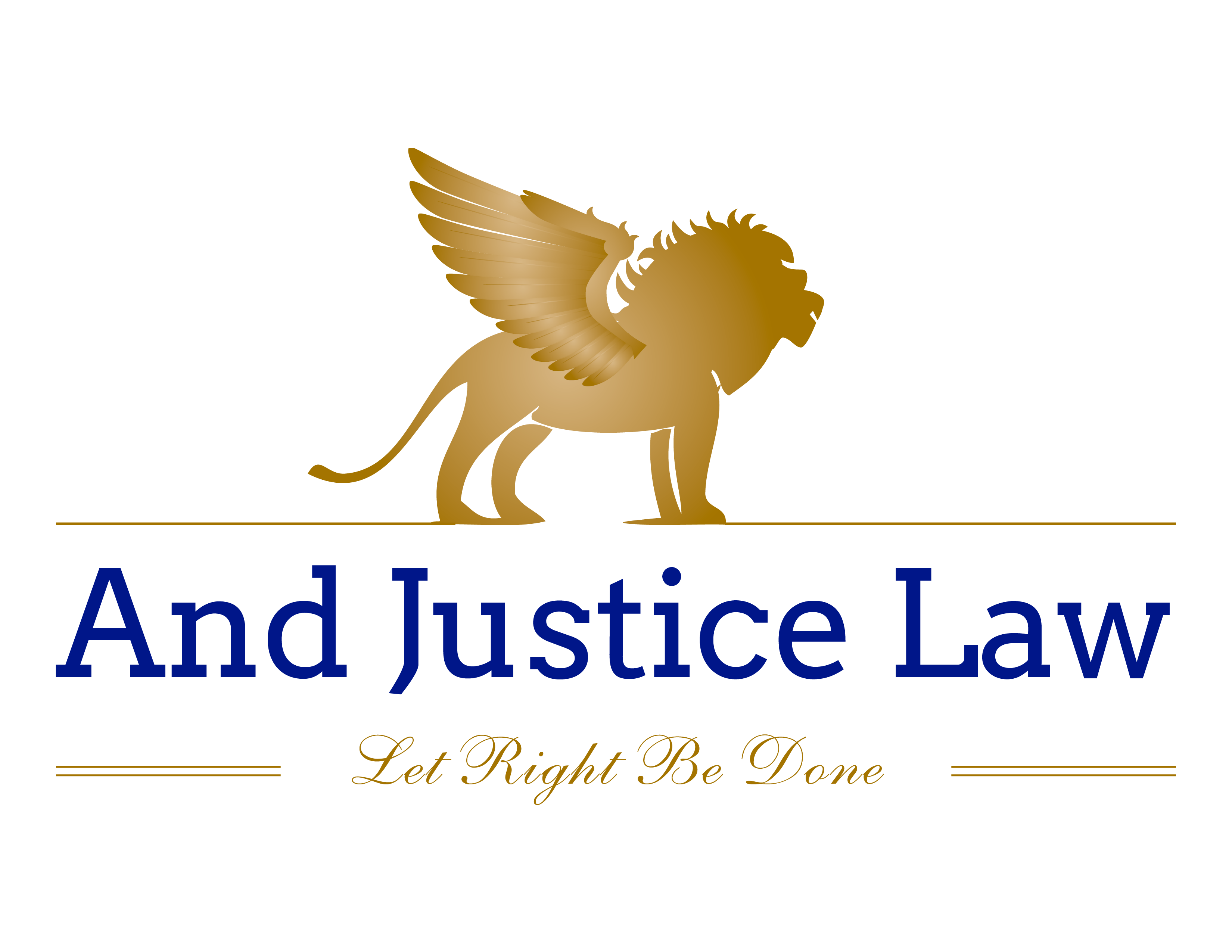 And Justice Law